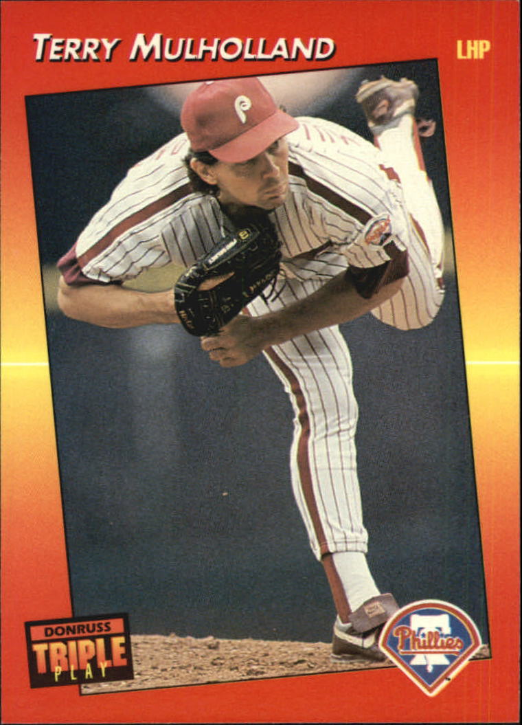 1992 Triple Play #11 Terry Mulholland