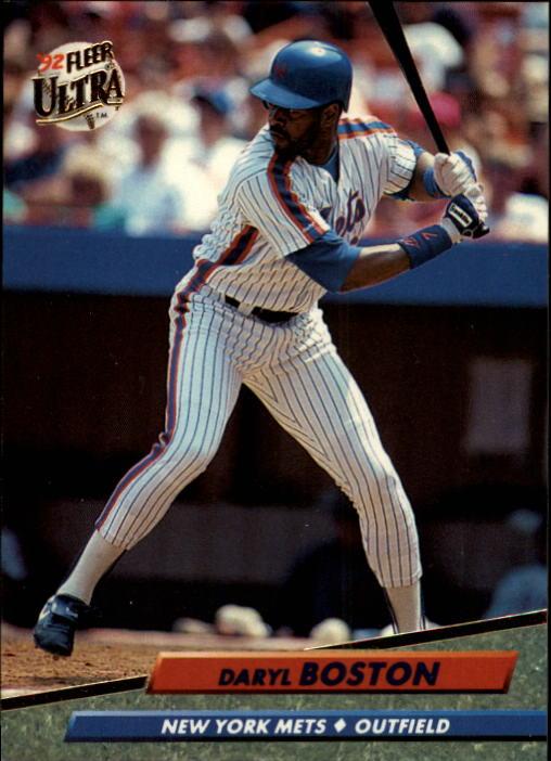 1992 Ultra #227 Daryl Boston