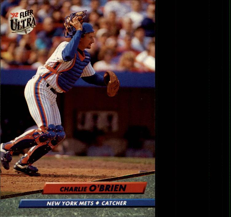 1992 Ultra #534 Charlie O'Brien
