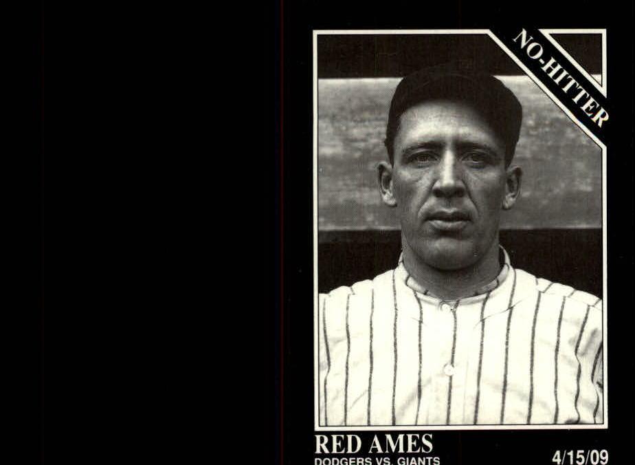 1992 Conlon TSN #334 Red Ames