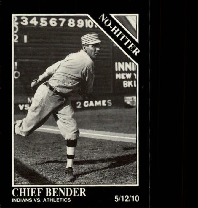 1992 Conlon TSN #335 Chief Bender