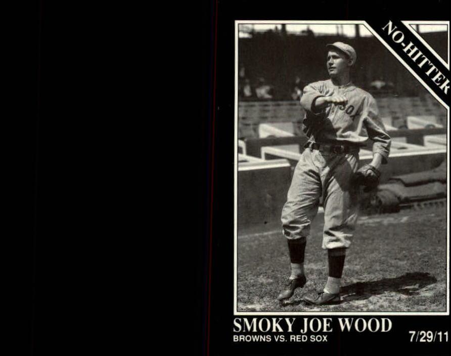 1992 Conlon TSN #336 Joe Wood