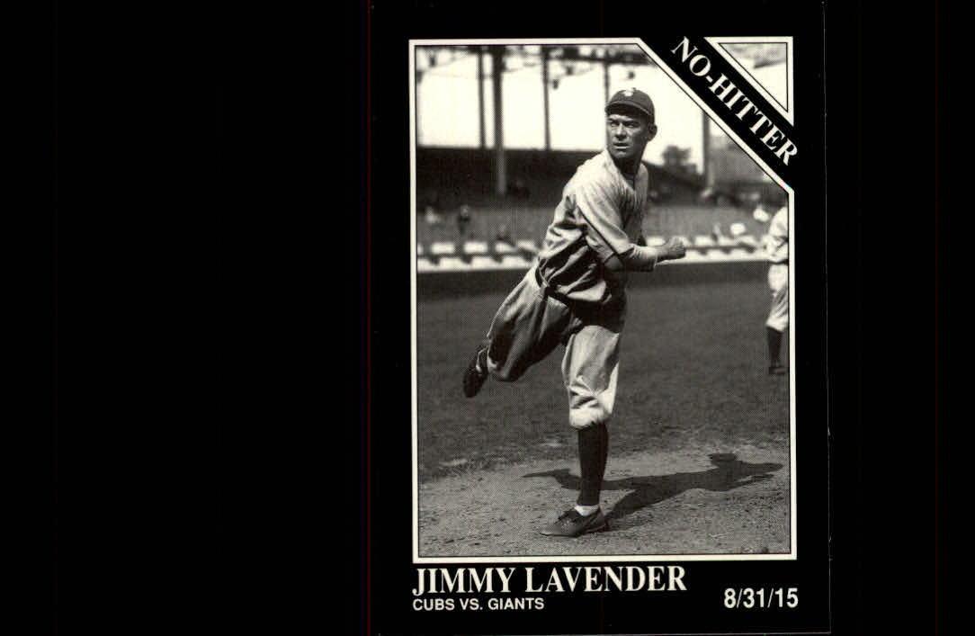 1992 Conlon TSN #344 Jimmy Lavender