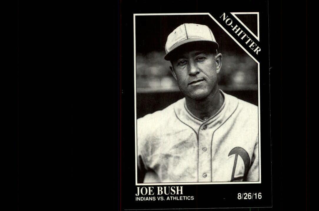 1992 Conlon TSN #345 Joe Bush