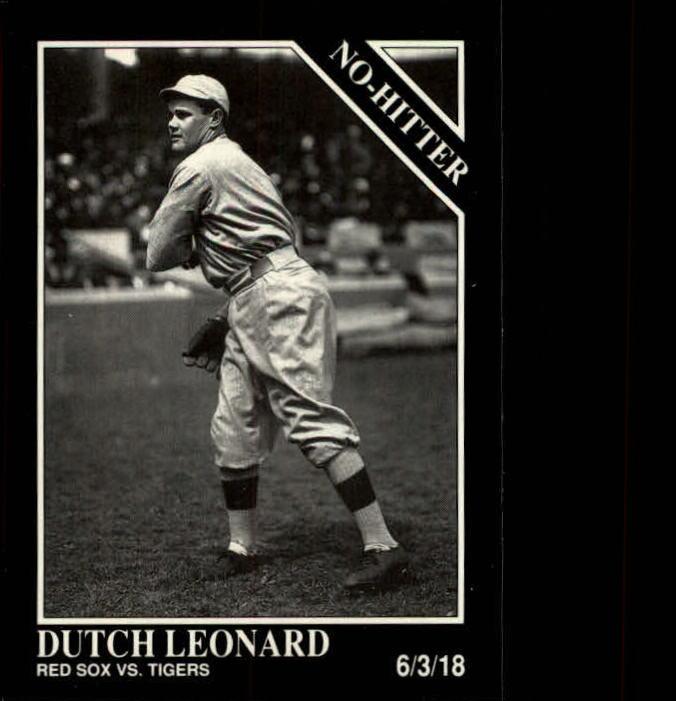 1992 Conlon TSN #346 Dutch Leonard