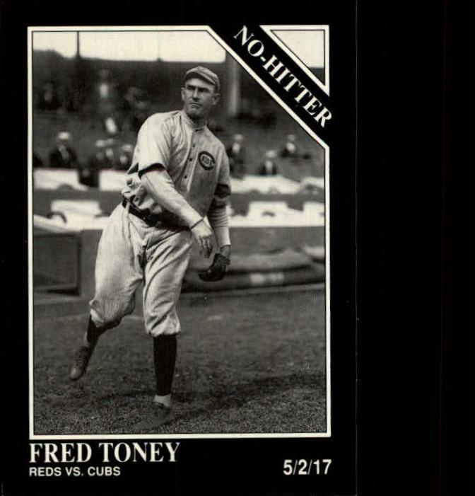 1992 Conlon TSN #347 Fred Toney