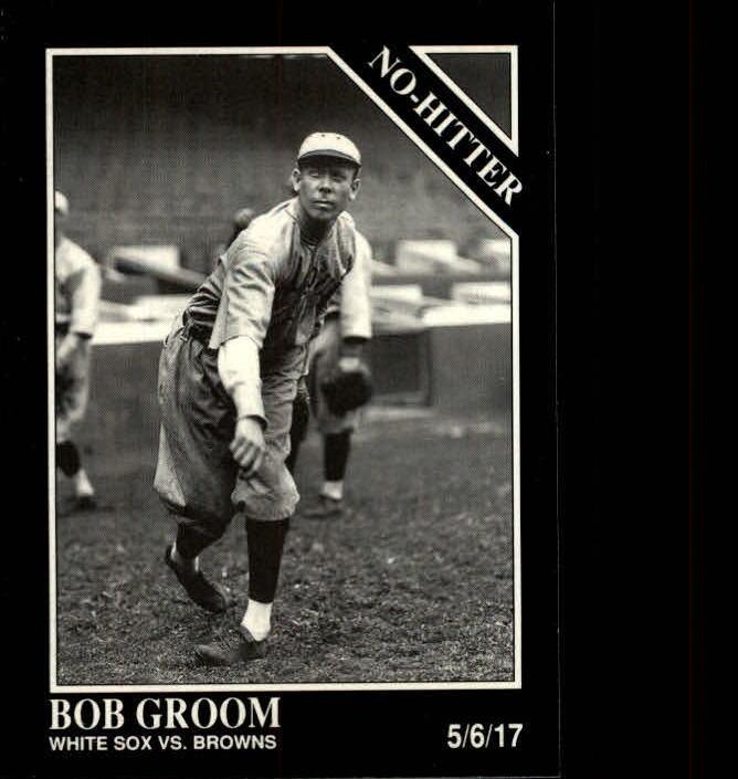 1992 Conlon TSN #350 Bob Groom