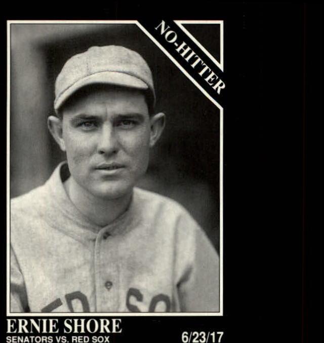1992 Conlon TSN #351 Ernie Shore