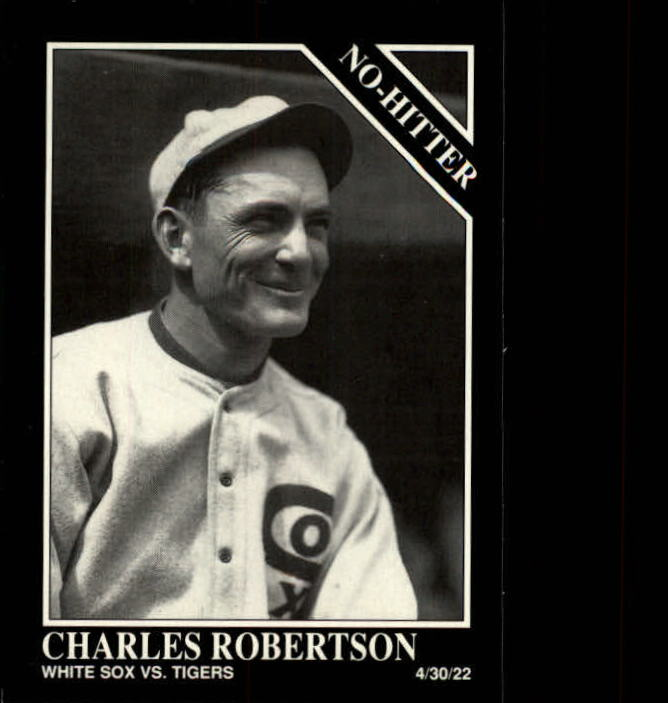 1992 Conlon TSN #354 Charles Robertson
