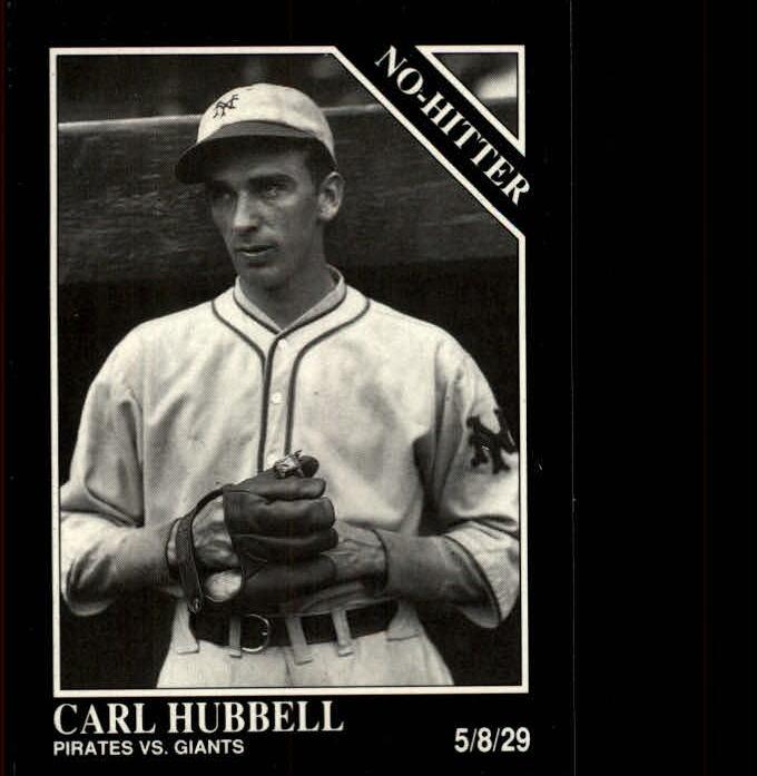 1992 Conlon TSN #360 Carl Hubbell