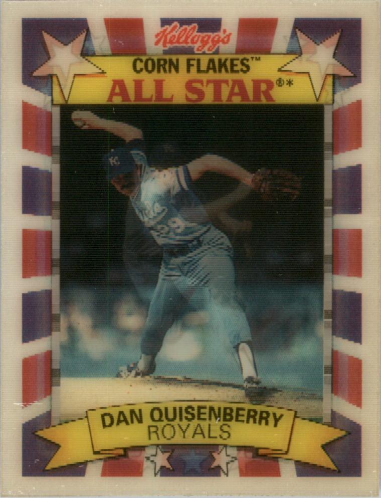 Buy 1992 Kelloggs All Stars Sports Cards Online Baseball