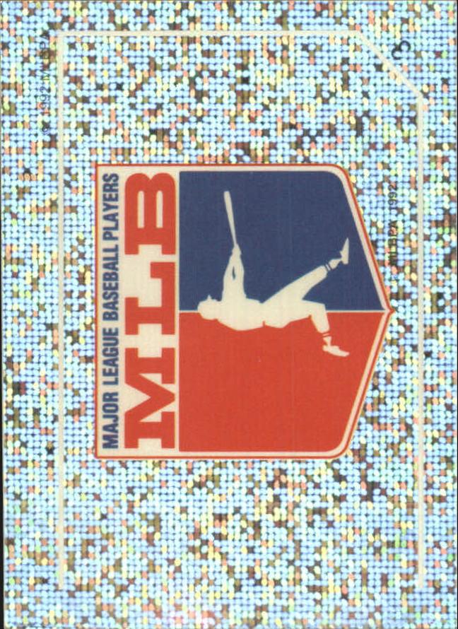 1992 Panini Stickers #3 MLBPA Logo