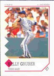 1992 Panini Stickers #27 Kelly Gruber