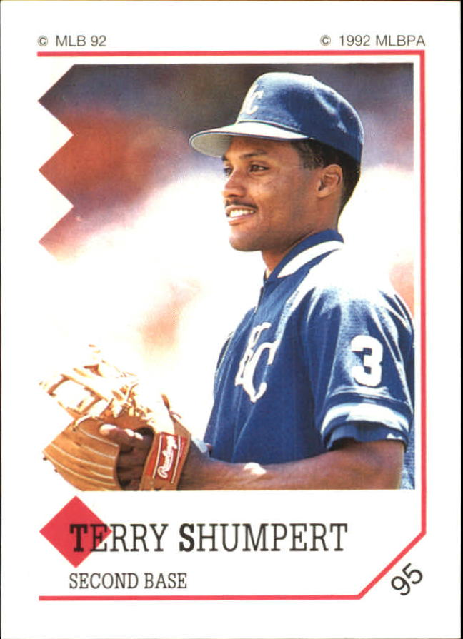 1992 Panini Stickers #95 Terry Shumpert