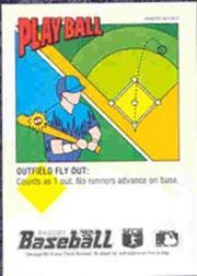 1992 Panini Stickers #112 Bill Gullickson back image