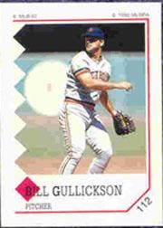1992 Panini Stickers #112 Bill Gullickson