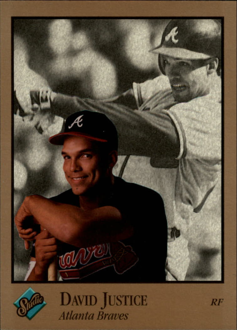 Buy 1992 Studio Sports Cards Online Baseball Card Value
