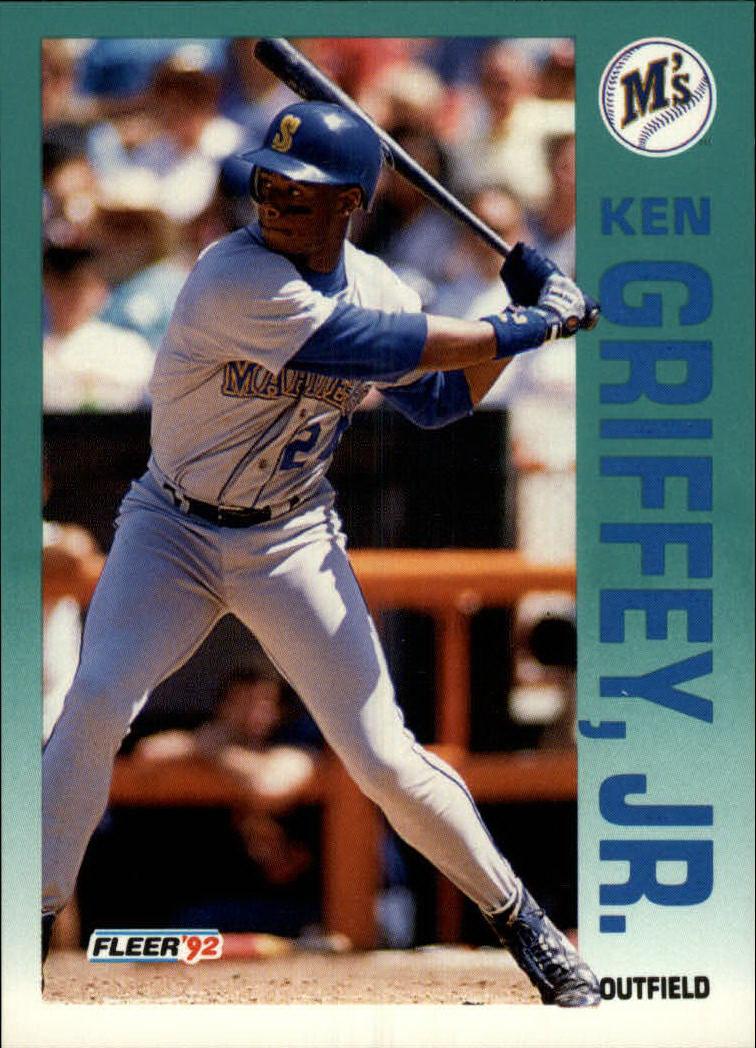 1992 Fleer #279 Ken Griffey Jr.
