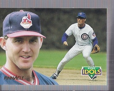 1992 Pinnacle Rookie Idols #13 J.Thome/R.Sandberg