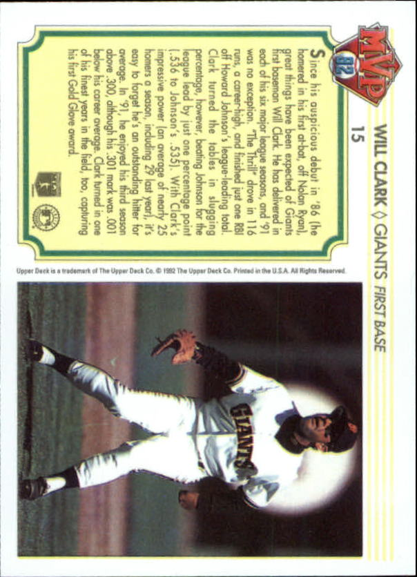 1992-Upper-Deck-Team-MVP-Holograms-You-Pick-Buy-10-cards-FREE-SHIP thumbnail 25