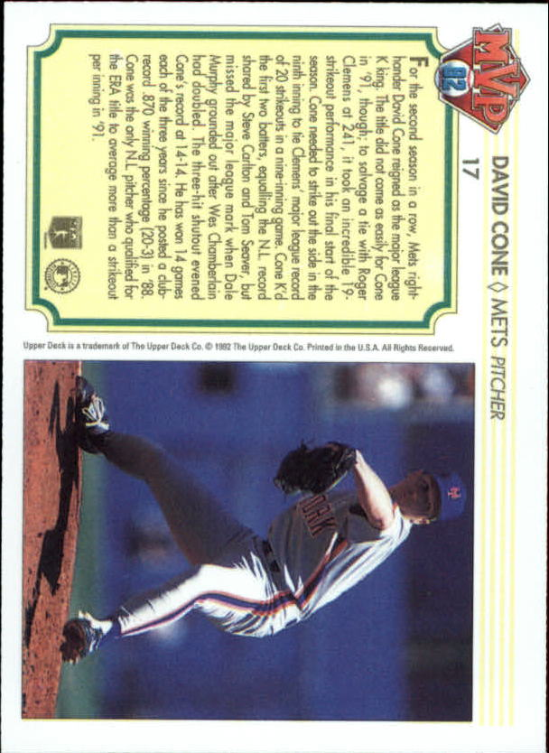 1992-Upper-Deck-Team-MVP-Holograms-You-Pick-Buy-10-cards-FREE-SHIP thumbnail 27