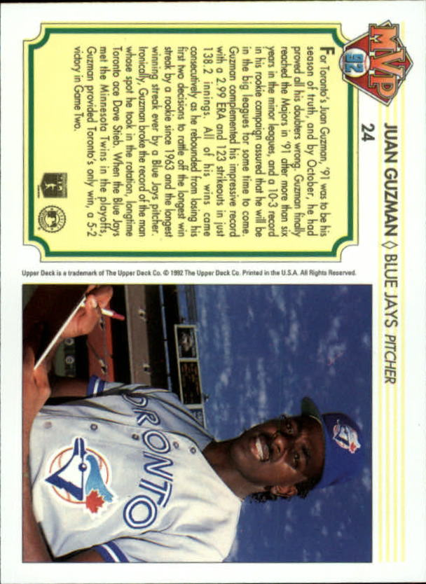 1992-Upper-Deck-Team-MVP-Holograms-You-Pick-Buy-10-cards-FREE-SHIP thumbnail 39