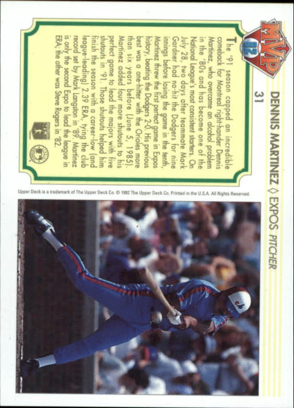 1992-Upper-Deck-Team-MVP-Holograms-You-Pick-Buy-10-cards-FREE-SHIP thumbnail 49