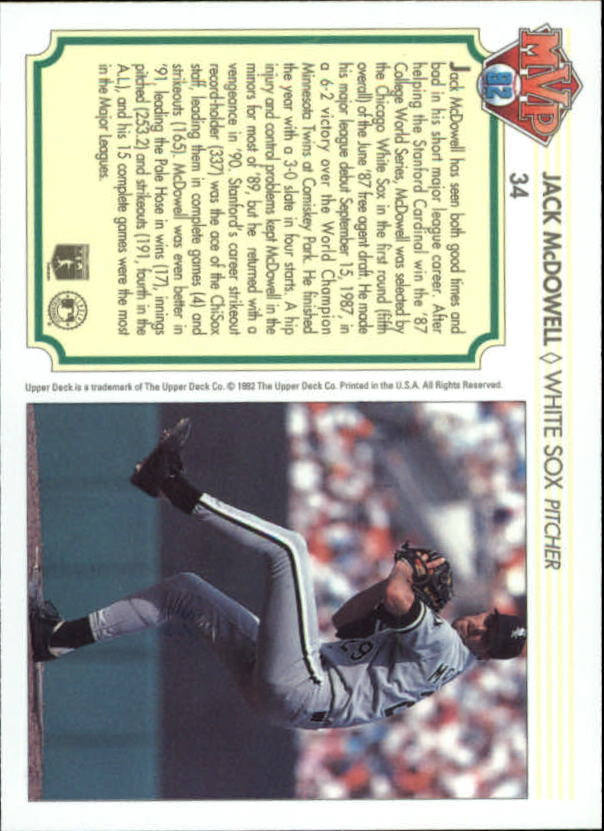 1992-Upper-Deck-Team-MVP-Holograms-You-Pick-Buy-10-cards-FREE-SHIP thumbnail 53