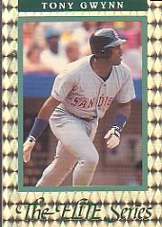 1992 Donruss Elite #14 Tony Gwynn