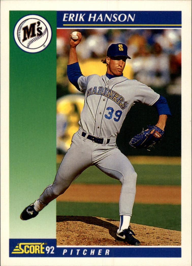 Buy 1992 Score Sports Cards Online Baseball Card Value