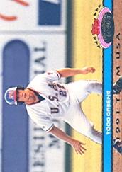 1992 Stadium Club Dome #69 Todd Greene