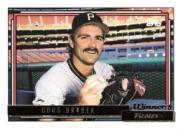 1992 Topps Gold Winners #440 Doug Drabek
