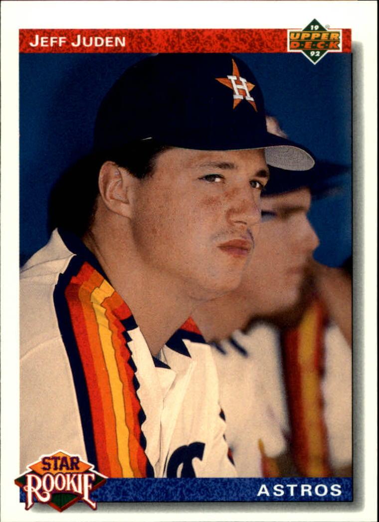 1992 Upper Deck #6 Jeff Juden SR