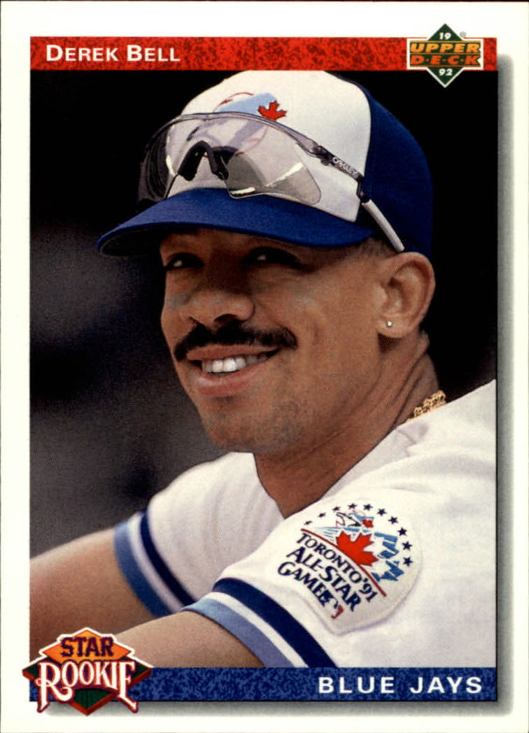 1992 Upper Deck #26 Derek Bell