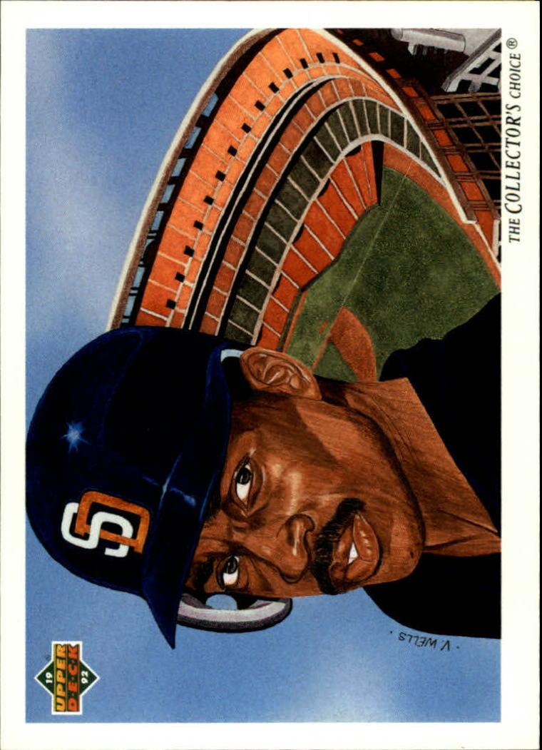 1992 Upper Deck #33 Fred McGriff TC