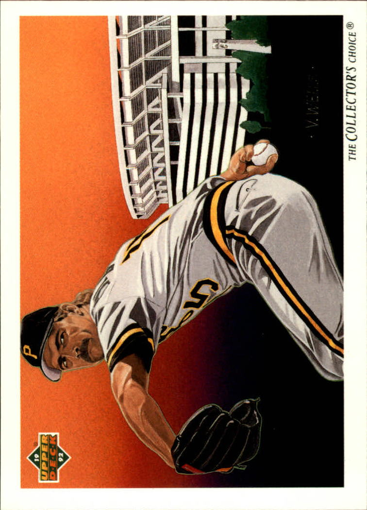 1992 Upper Deck #39 Doug Drabek TC/Pittsburgh Pirates