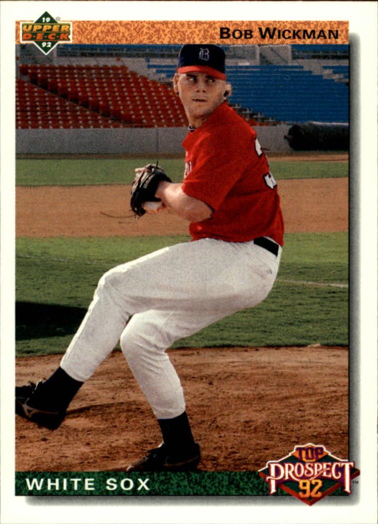 1992 Upper Deck #76 Bob Wickman