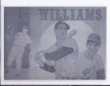 1992 Upper Deck #HH2 Ted Williams Holo