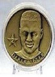 1992-98 Highland Mint Mint-Coins #52 Derek Jeter B/25000