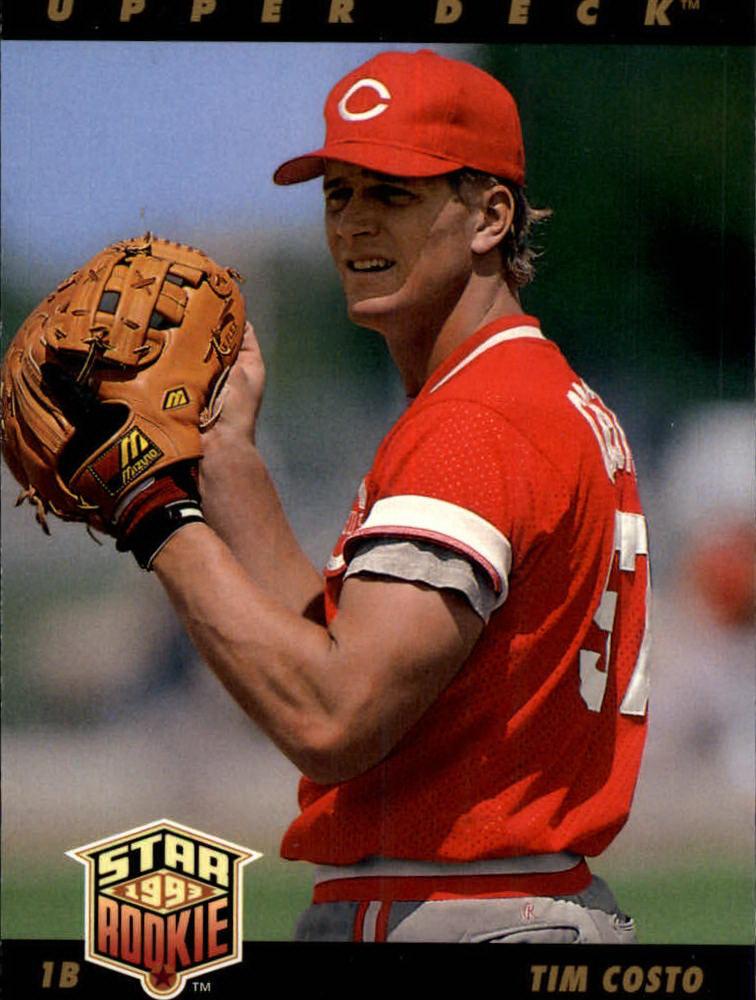 1993 Upper Deck #11 Tim Costo