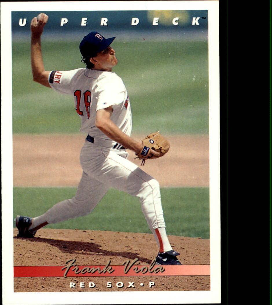 1993 Upper Deck #131 Frank Viola
