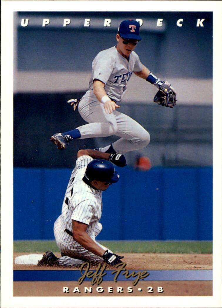 1993 Upper Deck #371 Jeff Frye