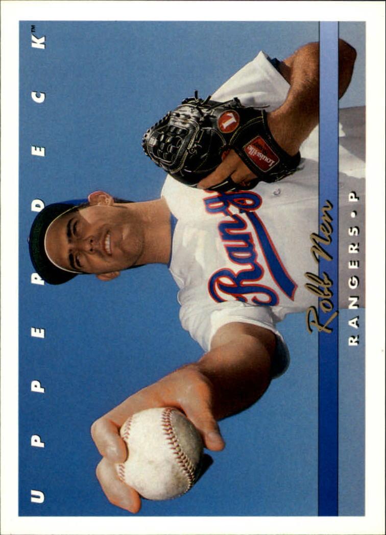 1993 Upper Deck #687 Robb Nen
