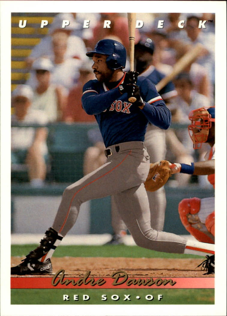1993 Upper Deck #777 Andre Dawson