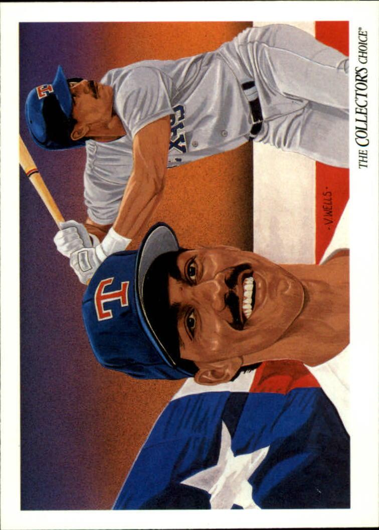 1993 Upper Deck #831 Juan Gonzalez TC