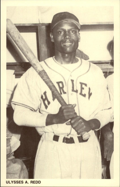 1993 Negro League Retort Legends II #33 Ulysses A. Redd