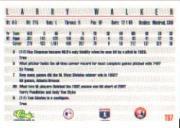 1993 Classic Game #97 Larry Walker back image