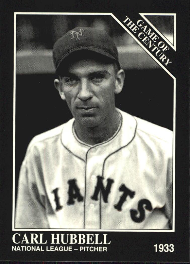 1993 Conlon TSN Baseball Card #833 Gabby Street
