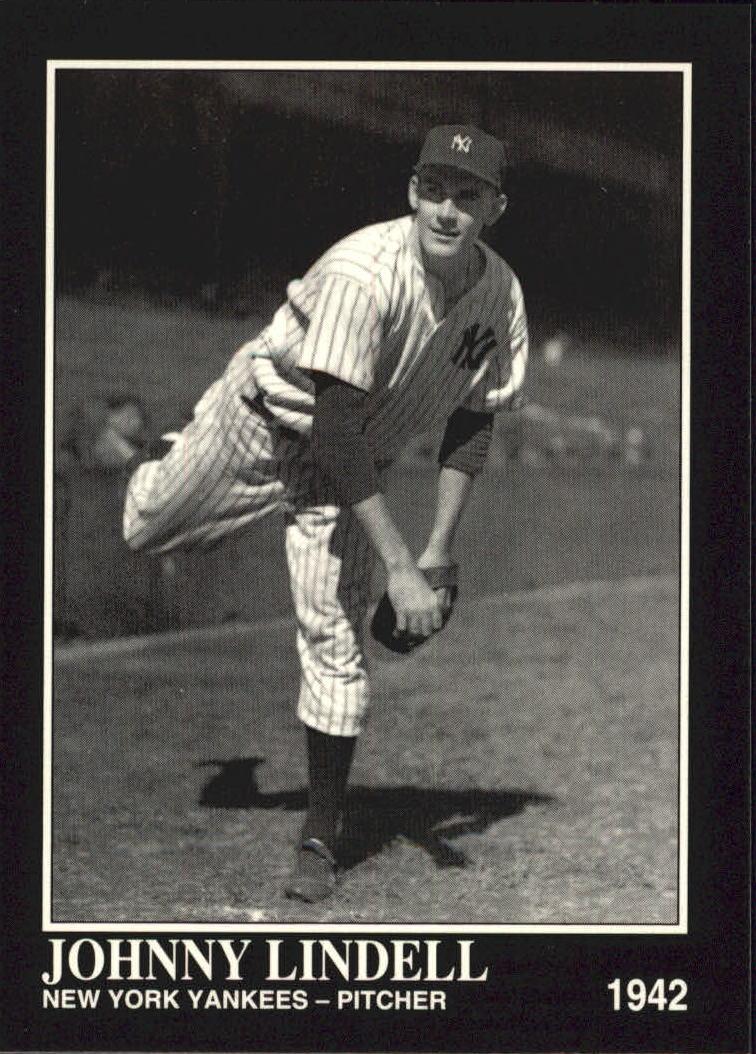 1993 Conlon TSN #715 Johnny Lindell