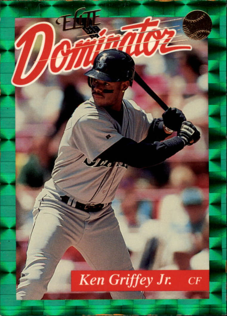 1993 Donruss Elite Dominators #12 Ken Griffey Jr.
